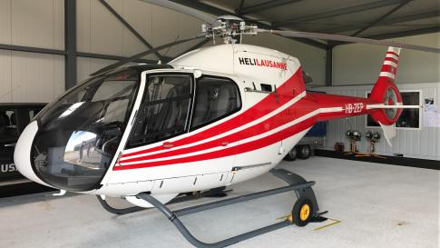 2002 Eurocopter EC 120B Colibri for Sale in Switzerland (LSGL)