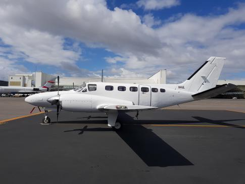 1979 Cessna 441 Conquest II for Sale in Adelaide, South Australia, Australia (YPAD)