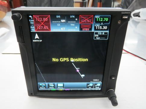 Garmin GTN750 in Bozeman, Montana, United States (BZN)