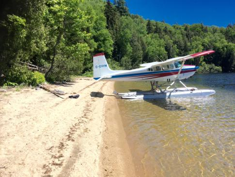 1972 Cessna 180H Skywagon for Sale in St-Donat, Quebec, Canada