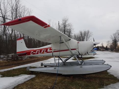 1959 Cessna 180B Skywagon for Sale in Gatineau, Quebec, Canada (CYND)