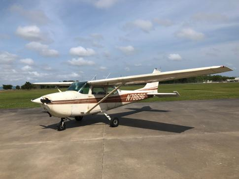 1971 Cessna 172L for Sale in Santa Fe, Texas, United States (3TX4)
