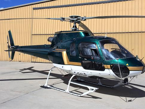 1989 Eurocopter AS 350B2 Ecureuil for Sale in Alberta, Canada