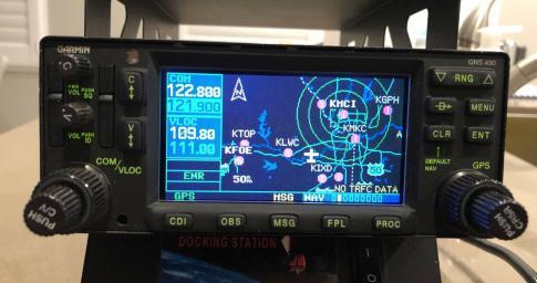 Garmin GNS 430 Waas Nav/coM GPS in Amsterdam, Texas, Netherlands
