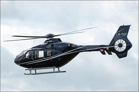 2009 Eurocopter EC 135T2+ for Sale in Oslo, Norway (ENGM)
