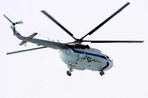 1983 Mil MI-8T for Sale in Russia