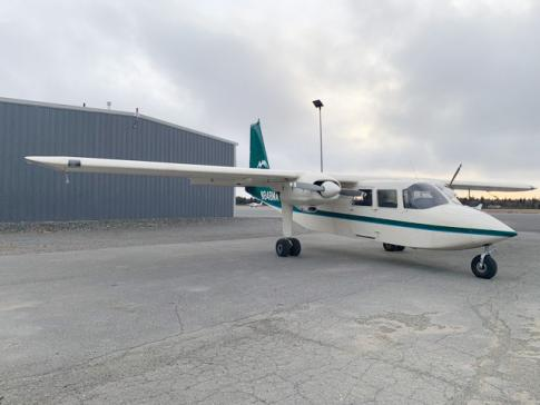 1989 Britten Norman BN2B-20 Islander for Sale in Kenai, Alaska, United States