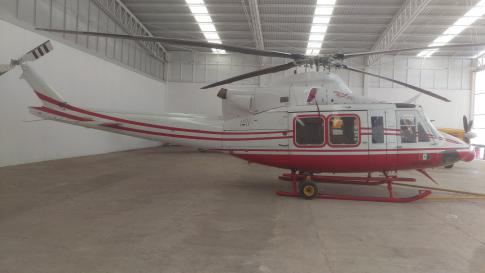 2008 Bell 412EP for Sale in Mexico