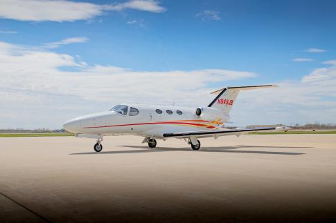 2009 Cessna 510 Citation Mustang for Sale in Gary, Indiana, United States (GYY)