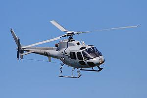 2009 Eurocopter AS 350B3 Ecureuil for Sale in United Arab Emirates