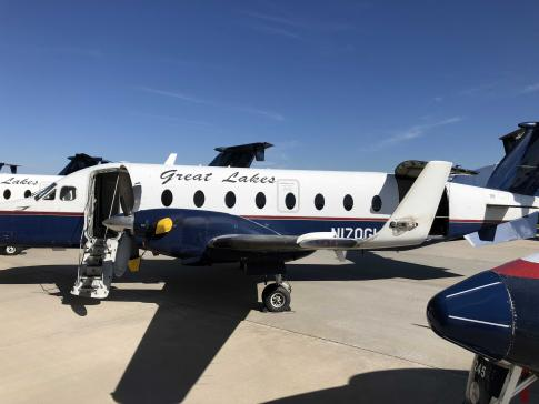 1995 Beech 1900D Airliner for Sale in Provo, Utah, United States