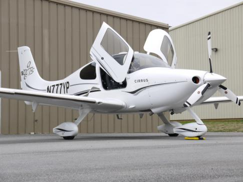 2005 Cirrus SR-22G2 GTS for Sale in Murfreesboro, Tennessee, United States (KMBT)