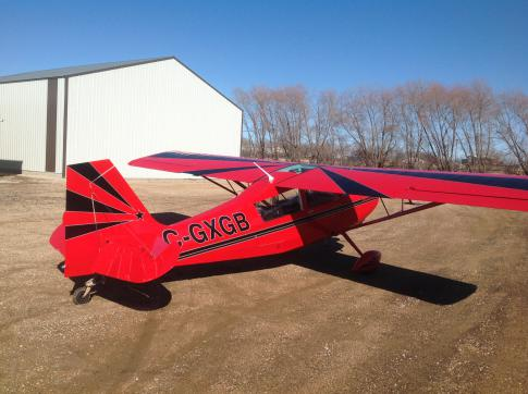2010 American Champion 8KCAB Super Decathlon for Sale in Birch Hills, Saskatchewan, Canada (CJD3)