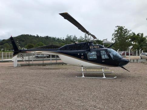 1996 Bell 206B3 JetRanger III for Sale in São Paulo, sp, Brazil (SBMT)