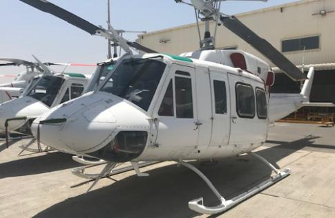 1976 Bell 212 for Sale in United Arab Emirates