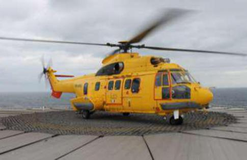 2003 Eurocopter AS 332L2 Super Puma for Sale in Belgium