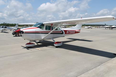1978 Cessna 182Q Skylane for Sale in North Myrtle Beach, South Carolina, United States (KCRE)