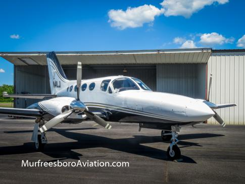 1982 Cessna 421C Golden Eagle for Sale/ Swap/ Trade in Murfreesboro, Tennessee, United States (KMBT)