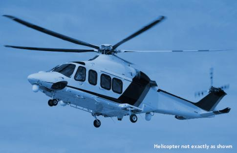 2011 Agusta AW139 for Sale in Nigeria