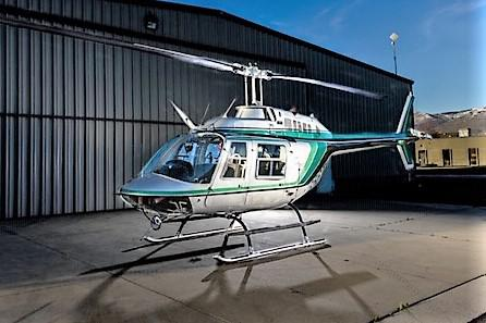 1971 Bell 206B3 JetRanger III for Sale in United States