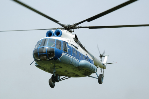 1989 Mil MI-8T for Sale in Russia
