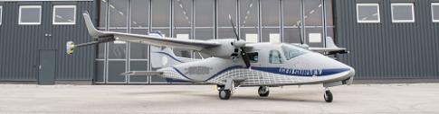 2014 Tecnam P2006T for Sale in Austria