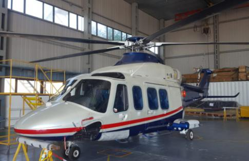 2008 Agusta AW139 for Sale in Kazakhstan