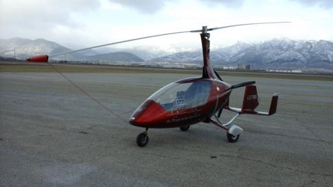 2010 Autogyro Gmbh. Calidus for Sale in Sliven, Sliven, Bulgaria (8800)