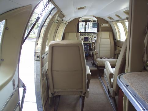 1966 Beech 65 Queen Air Excalibur for Sale in Harper Woords, Michigan, United States (MI)