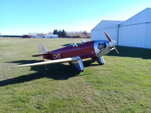 2019 Chilton D.W.1A for Sale in Christchurch, New Zealand