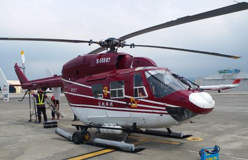 1991 Eurocopter BK 117B2 for Sale in Taipei, Taiwan (TSA)