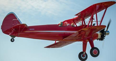 Aircraft Restoration Specialist in Andrews, North Carolina, United States (KRHP)