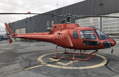 1996 Eurocopter AS 350B2 Ecureuil for Sale in Canada