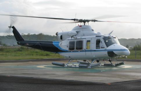 2007 Bell 412EP for Sale in Indonesia