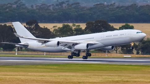 2000 Airbus A340-200 for Share in RUH, Saudi Arabia