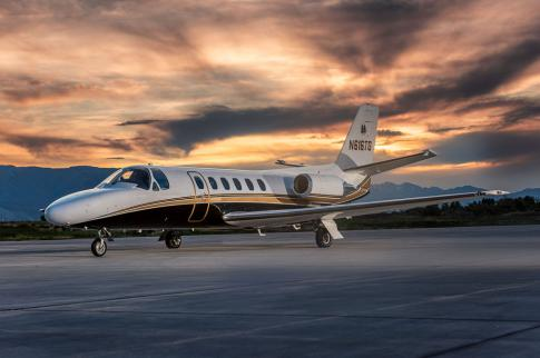 1986 Cessna S550 Citation S/II for Sale in Provo, Utah, United States (PVU)