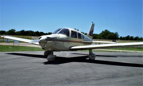 1981 Piper PA-28-161 Warrior II for Sale in Fort Worth, Texas, United States (50F)