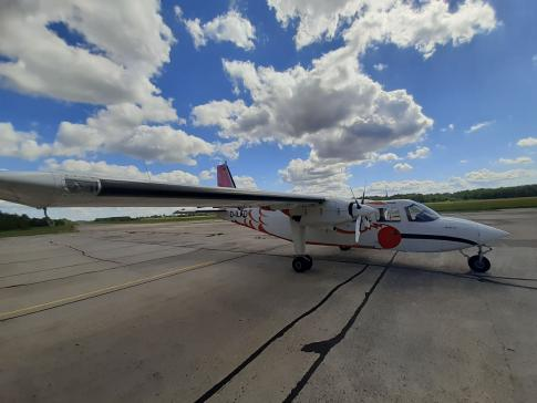 2001 Britten Norman BN2B-20 Islander for Sale in Pärnu, Estonia (EEPU)
