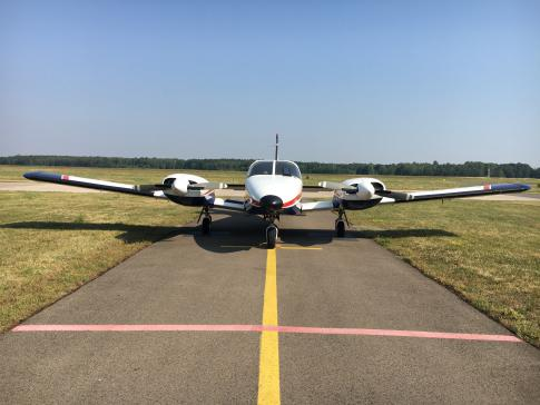 1980 Piper PA-34 Seneca II for Sale in Germany