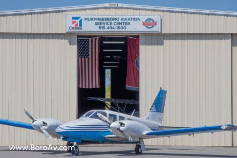1978 Piper PA-34-200T Seneca for Sale in Murfreesboro, Tennessee, United States (KMBT)