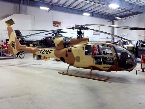 1976 Eurocopter SA 341 Gazelle for Sale in Boulder city, Nevada, United States (KBVU)