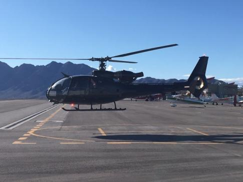 1991 Eurocopter SA 342L Gazelle for Sale in Boulder city, Nevada, United States (US)