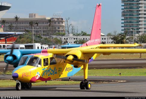 1971 Britten Norman BN2A-21 for Sale/ Lease in San Juan, Puerto Rico