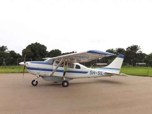 1974 Cessna U206F for Sale in Dodoma, Tanzania