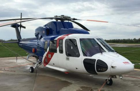 2002 Sikorsky S-76C+ for Sale in United States