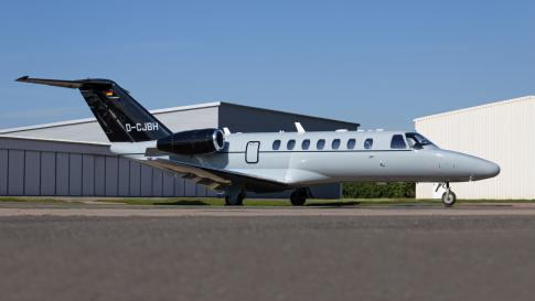 2007 Cessna 525 Citation CJ3 for Sale in Germany