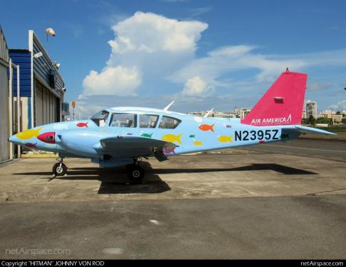 1979 Piper PA-23 Aztec F for Sale in San Juan, Puerto Rico