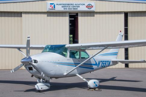 1978 Cessna 182Q Skylane for Sale in Murfreesboro, Tennessee, United States (KMBT)