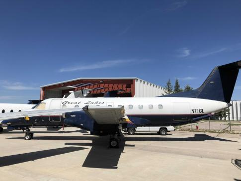 1988 Embraer EMB-120ER Brasilia for Sale in Cheyanne, Wyoming, United States