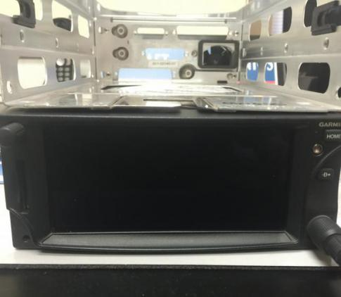 Garmin GTN650 Touchscreen in chicago, Illinois, United States (ORD)